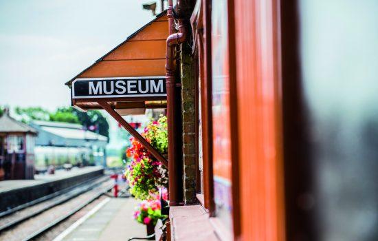 Views around the West Somerset Railway